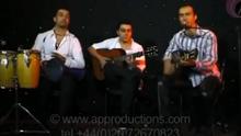 live music trio