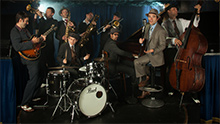 jazz band e