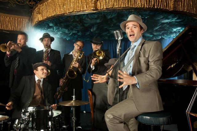 swing jazz bands