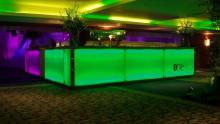 LED furniture hire