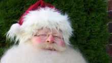 santa for events